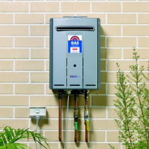 Continuous Flow Hot Water Units