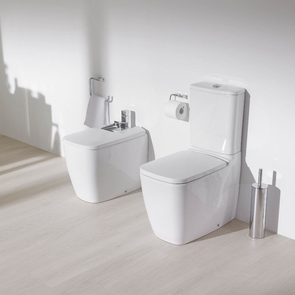 Gala Eos Back To Wall Toilet Suite Navi