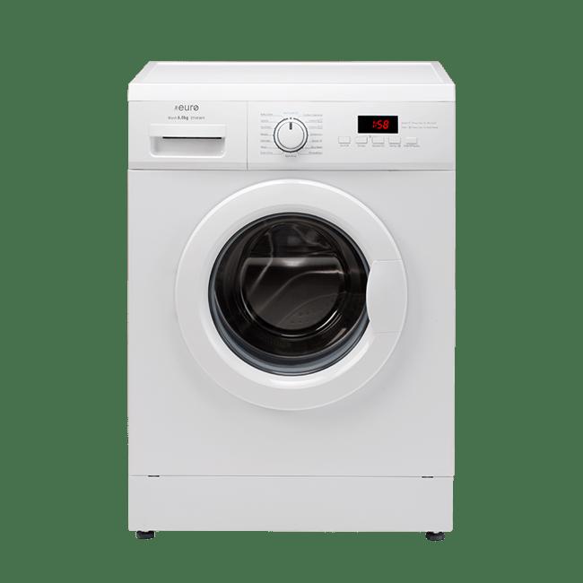 Euro 6 Kg Front Loader Washing Machine Navi